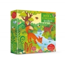 Image for Book and 3 Jigsaws: Woodland