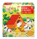 Image for Book and 3 Jigsaws: On the Farm