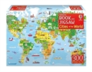 Image for Usborne Book and Jigsaw Cities of the World