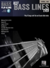 Image for Bass Play-Along Volume 46 : Best Bass Lines Ever (Book/Online Audio)