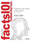 Image for Studyguide for Audio in Media by Alten, Stanley R., ISBN 9781133307235