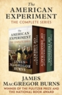 Image for The American Experiment: The Vineyard of Liberty, The Workshop of Democracy, and The Crosswinds of Freedom