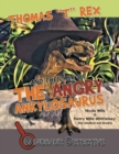 """Image for Dinosaur Detective : Thomas """"t"""" Rex and the Case of the Angry Ankylosaurus"""