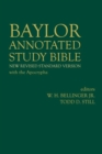 Image for Baylor Annotated Study Bible