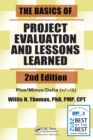 Image for The basics of project evaluation and lessons learned