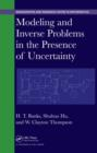 Image for Modeling and inverse problems in the presence of uncertainty