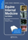 Image for Self-assessment colour review of equine internal medicine