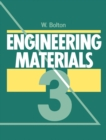 Image for Engineering Materials: Volume 3
