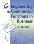 Image for Engineering and Commercial Functions in Business