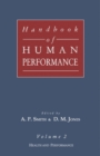 Image for Health and Performance : v. 2,