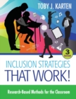 Image for Inclusion strategies that work!  : research-based methods for the classroom