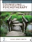 Image for Theories of counseling and psychotherapy  : an integrative approach