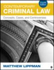 Image for Contemporary criminal law  : concepts, cases, and controversies.
