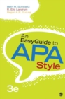 Image for An easyguide to APA style