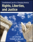 Image for Constitutional law for a changing America  : rights, liberties, and justice