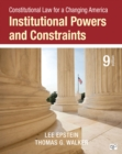 Image for Constitutional law for a changing America  : institutional powers and constraints