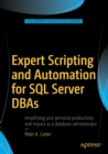 Image for Expert Scripting and Automation for SQL Server DBAs