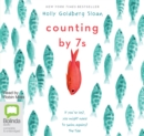 Image for Counting by 7s