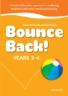 Image for Bounce Back! Years 3-4 (Book with Reader+)