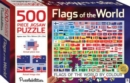 Image for Flags of the world 500 Piece Jigsaw Puzzle