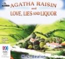 Image for Agatha Raisin and Love, Lies and Liquor