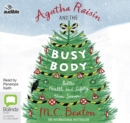 Image for Agatha Raisin and the Busy Body