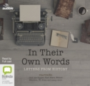Image for In Their Own Words : Letters from History