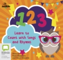 Image for 123: Learn to Count with Songs and Rhymes