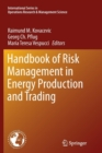 Image for Handbook of risk management in energy production and trading
