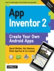 Image for App inventor 2: create your own Android apps