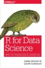 Image for R for data science  : import, tidy, transform, visualize, and model data