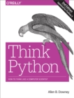 Image for Think Python: How to Think Like a Computer Scientist