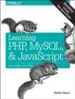 Image for Learning PHP, MySQL & JavaScript  : with jQuery, CSS & HTML5