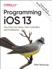 Image for Programming iOS 13  : dive deep into view, view controllers, and frameworks