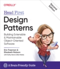 Image for Head First Design Patterns: Building Extensible and Maintainable Object-Oriented Software