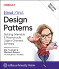 Image for Head First design patterns  : building extensible and maintainable object-oriented software