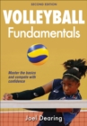 Image for Volleyball fundamentals  : a better way to learn the basics