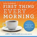 Image for 2016 First Thing Every Morning Boxed Calendar