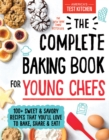 Image for The complete baking book for young chefs