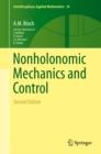 Image for Nonholonomic Mechanics and Control : 24