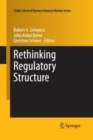 Image for Rethinking Regulatory Structure