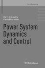 Image for Power System Dynamics and Control