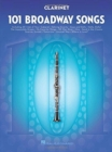 Image for 101 Broadway Songs For Clarinet