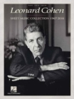 Image for Leonard Cohen : Sheet Music Collection (1967-2016)