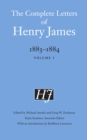 Image for Complete Letters of Henry James, 1883-1884: Volume 1 : Volume 1