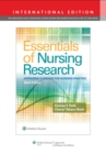 Image for Essentials of nursing research  : appraising evidence for nursing practice