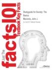 Image for Studyguide for Society : The Basics by Macionis, John J., ISBN 9780205676361