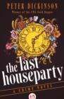 Image for The Last Houseparty : A Crime Novel