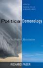 Image for Political Demonology: On Modern Marcionism