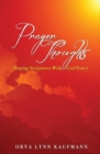 Image for Prayer Thoughts